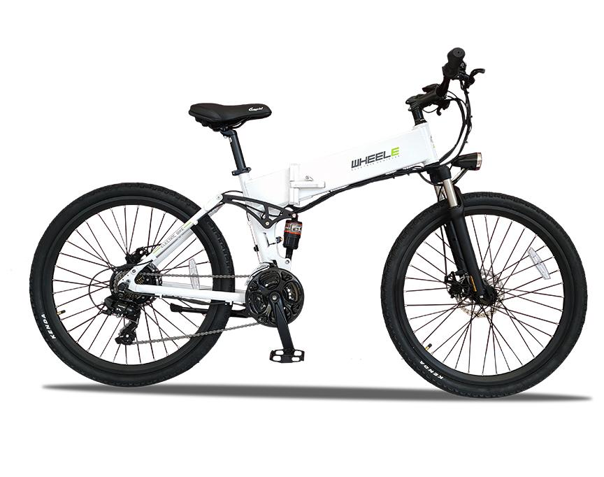 Bicicleta Eléctrica Mountain 27,5 b