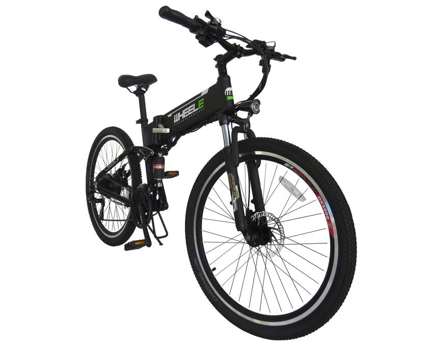 Bicicleta Eléctrica Mountain 27,5 front