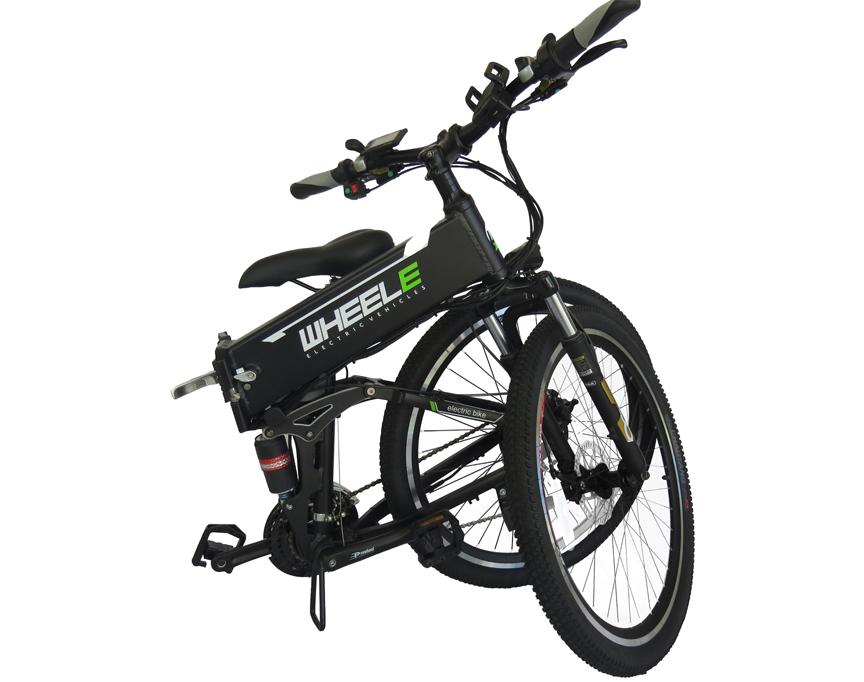Bicicleta Eléctrica Mountain 27,5 plelgada